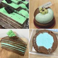 冷凍ケーキ4種(チョコミント)