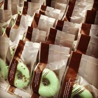 チョコミントドーナツ3個セット