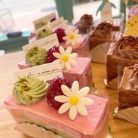 ケーキ3種類セット