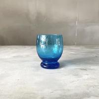 泡を閉じ込めたグラス