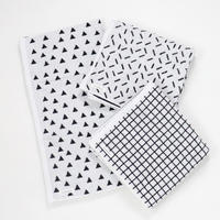 【chocolatesoup | チョコレートスープ】GEOMETRY BATH TOWEL