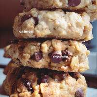 Oatmeal Cookie (冷凍)