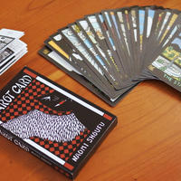 CAROT CARD 猫のタロットカード