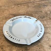 "Vintage ""Western Holly"" Ashtray"