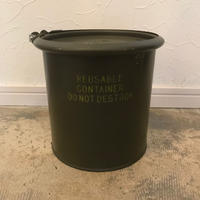 Vintage Militaly Metal Container (Dead Stock)10