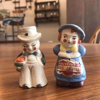 Vintage Souvenir Salt&Pepper