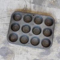 EKCO Baking Tin 12Hole