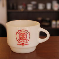 Fire-King Firemans Blast Mug