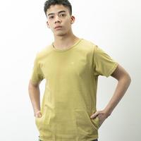 SUGARGLIDER  HIDE  POCKET TEE 【OATMEAL】