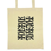 """【MACCIU】TOTE BAG """"UNTITLED #02 (NOTHING IS PERMANENT)"""""""