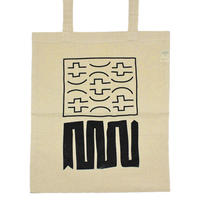 "【MACCIU】TOTE BAG ""UNTITLED #01 (NOTHING IS PERMANENT)"""