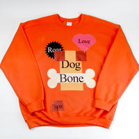 【一ノ瀬雄太】SweatShirt - Orange
