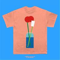 """【6/17予約締切】T-shirts """"Flower"""""""