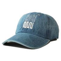 "【MACCIU】6PANEL CAP ""UNTITLED #01 (NOTHING IS PERMANENT)"""