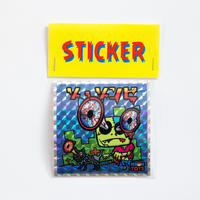 【NEONTOYS】ZO-ZOMBIE_STICKER_G