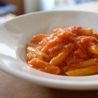 [単品]お野菜が溶け込んだトマトソースペンネ