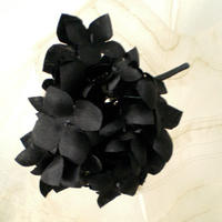 アジサイコサージュ(Black)