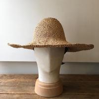 【Pauline Collection】天然草帽 エーデルワイスpt