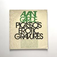AVANT GARDE PICASSO'S  EROTIC GRAVURES