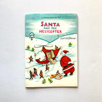 Santa and the Helicopter