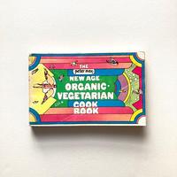 The Peter Max New Age Organic Vegetarian Cookbook