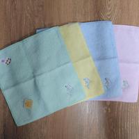 刺繍タオルハンカチ(スナメリ)