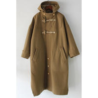 ASEEDONCLOUD アシードンクラウド Peasant Melton Mother's Coat