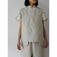 ASEEDONCLOUD アシードンクラウド cloud seeding vest #生成り 【送料無料】