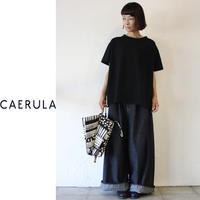 CAERULA カエルラ 8ozデニムワイド5ポケット 【送料無料】