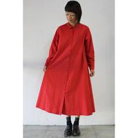 susuri ススリ フィンワンピース #red 【送料無料】