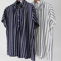 ARTE POVERA アルテポーヴェラ C/Siストライプバルーンシャツ #ホワイト、ネイビー 【送料無料】