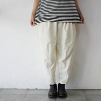 ASEEDONCLOUD アシードンクラウド Sakurashi oxford Trousers #Off white 【送料無料】