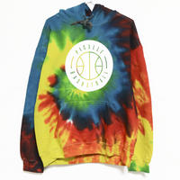 "PIGALLE BASKET BALL ""TIE DYE BALL PARKA"""