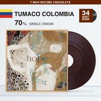 TUMACO COLOMBIA 70%  single origin