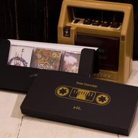 CASSETTE TAPE CHOCOLATES X 3  GIFT BOX