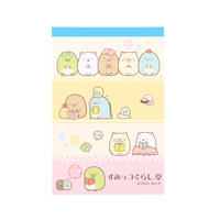 SMD037-02 メモ帳【まなび】