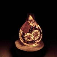和のほの灯り 祝福