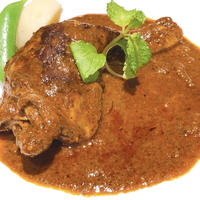 Sri Lankan Chicken Curry, チキンカレー