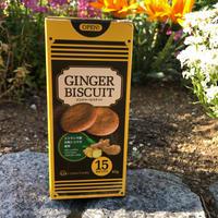 Ginger Biscuit,ジンジャビスケット