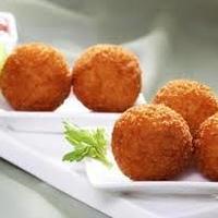 Fish and potato Cutlet ,魚とポテトのコロッケ  (1個)