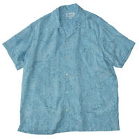 Men's Aloha Shirts - Heather Dove
