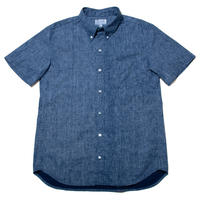 <Coming Soon...> Men's Hawaiian Button Down Shirts - Ocean Blue