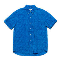 Batik Button Down Shirts - Ladybug/ Made in Hawaii U.S.A.