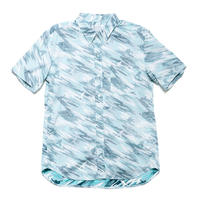 Hawaiian Button Down Shirts - Surf Camo / Made in Hawaii U.S.A.