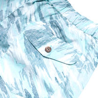 Aloha Walk Shorts - Surf Camo / Made in Hawaii U.S.A.