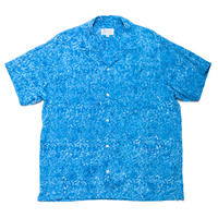 """Chambray Spa"" - Made in Hawaii - 100% Rayon - 02009"