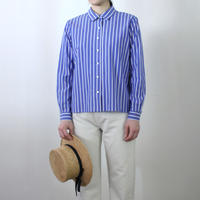 Houttuynia cordata ボックス型シャツ
