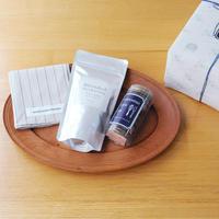 【期間限定】夏の贈り物 クッキーとハンカチと紅茶
