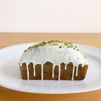 新緑のパウンドケーキ フルサイズ