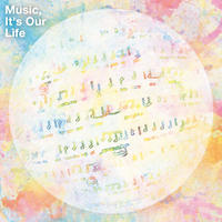 "Cebu Music Project with Yurina Maeda ""Music, It's Our Life"" - Music Score(PDF)*Melody&Lyrisc Only"